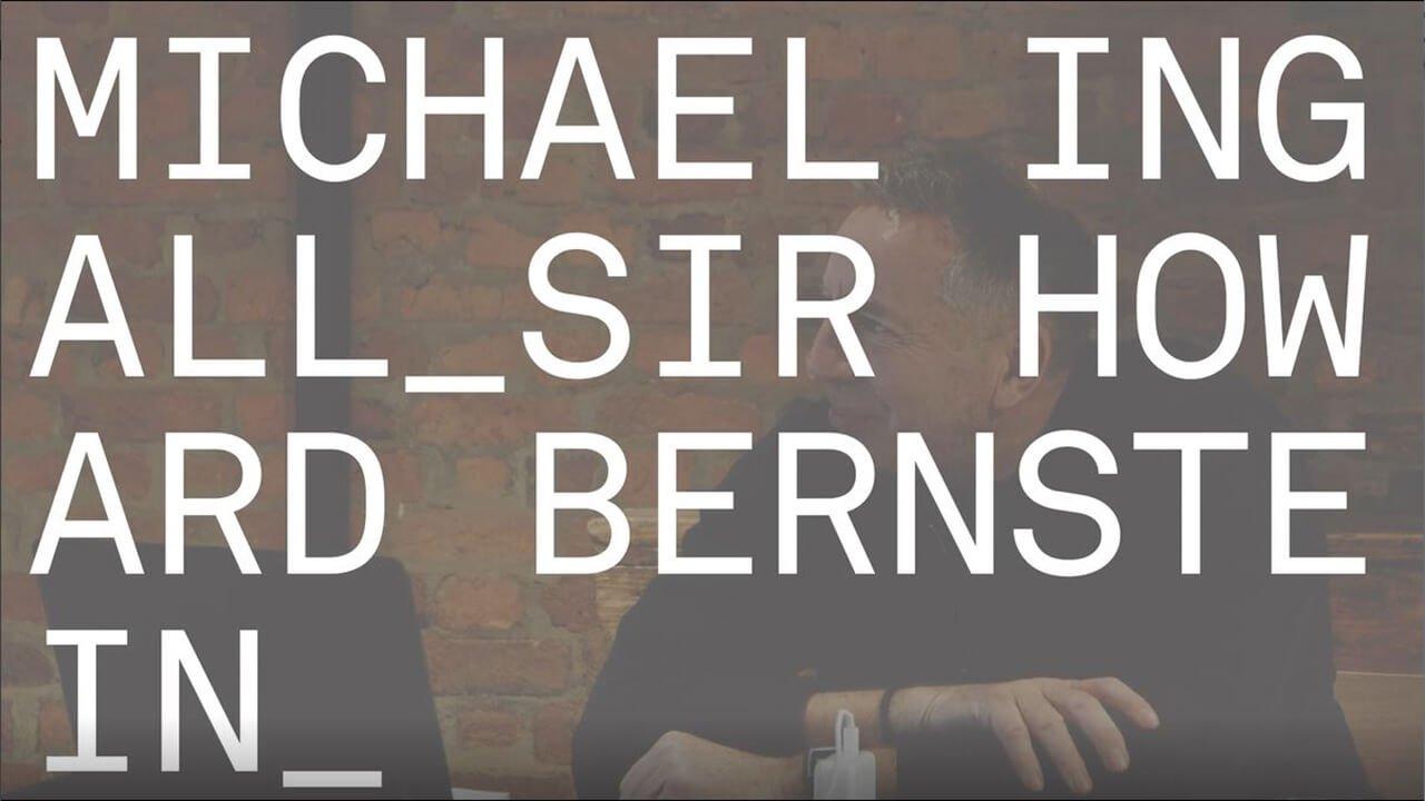 Episode 1: Howard Bernstein